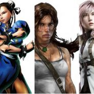 Heroínas nos games: pesquisa diz que homens gostam de jogar com personagens do sexo feminino, sim!