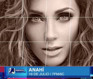 "Novo single da Anahí, ""Rumba"""