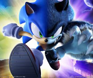 De noite, Sonicadquire aparência de uma espécie de lobo-ouriço. Será que vão usar isso no filme?