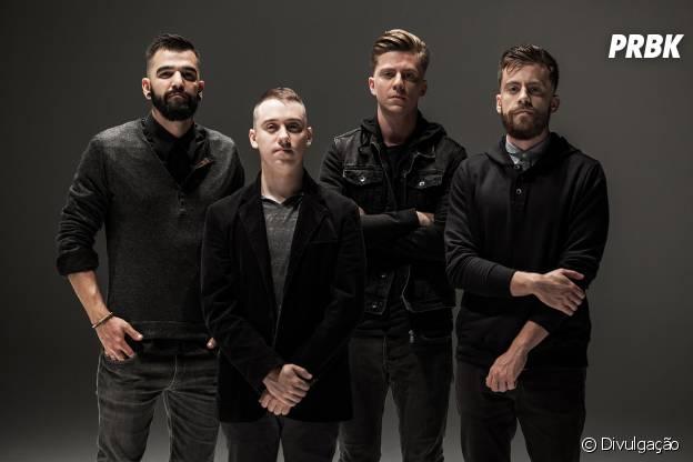 """A Scalene é a banda que a galera anda curtindo muito no """"SuperStar"""""""