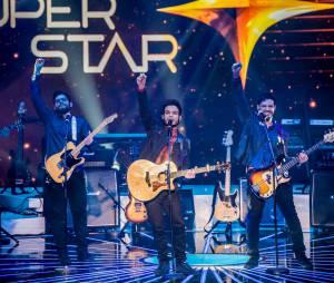 """A Versalle levou seu som alternativo para o palco do """"SuperStar"""""""