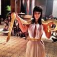 """Camila Rodrigues interpreta a mocinha Nefertari, em """"Os Dez Mandamentos"""""""