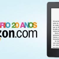 20 anos de Amazon: loja comemora com Black Friday fora de época