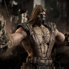 """De """"Mortal Kombat X"""": vazam screenshots do lutator Tremor mostrando seus ataques"""