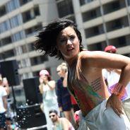 Demi Lovato deixa um recadinho para os fãs brasileiros e declara amor pelo país