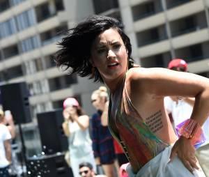 cc3d3df56 Demi Lovato - Fotos atuais e exclusivas - Página 21 - Purebreak
