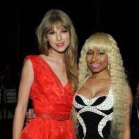Taylor Swift e Ed Sheeran pedem desculpas para Nicki Minaj após polêmica do MTV VMA 2015