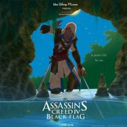 """E se o filme de """"Assassin's Creed 4: Black Flag"""" fosse feito pela Disney?"""