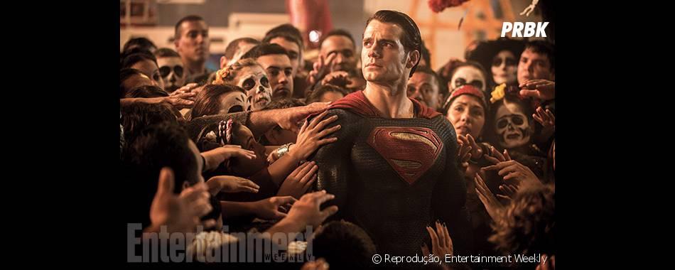 """""""Batman V Superman: A Origem da Justiça"""" estreia no Brasil no dia 24 de março de 2016"""