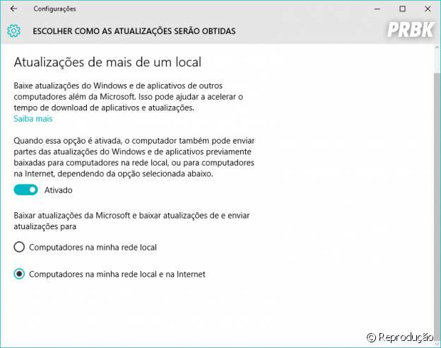 Passo a passo no Windows 10: desative as atualizações para não impactar sua internet