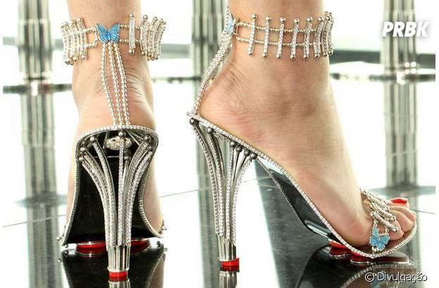 Beyoncé gasta mais de um milhão de dólares em par de sapatos para seu novo clipe