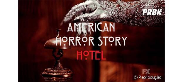 """Quer ir para """"American Horror Story: Hotel""""?"""