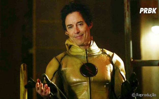 """O Flash Reverso (Tom Cavanagh) pode reaparecer em """"Legends of Tomorrow"""""""