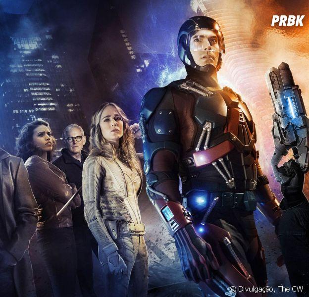 """Em """"Legends of Tomorrow"""", outro lado do mundo dos super-heróis vai ser explorado"""