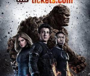 """""""Quarteto Fantástico"""" chegou aos cinemas em 6 de agosto"""