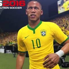 """Demo de """"PES 2016"""" é liberada: a versão de testes inclui Neymar Jr. e a seleção brasileira"""
