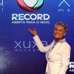 """Xuxa, na Record, comenta desafio de fazer programa ao vivo: """"Rola um medinho"""""""