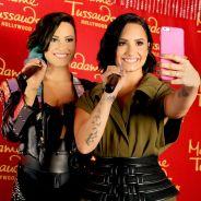 Demi Lovato, como Miley Cyrus e One Direction, ganha estátua de cera no Museu Madame Tussauds!