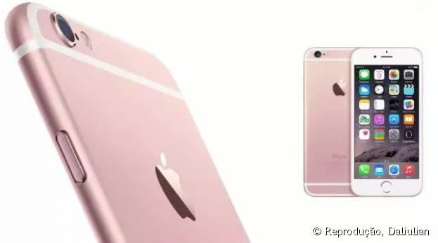 iPhone 6s rosa, da Apple, pode estar ser lançado oficialmente em breve!
