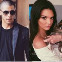 """Nick Jonas nega romance com Kendall Jenner: """"Nós não estamos namorando"""""""
