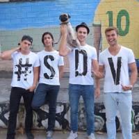 """Paulo Dalagnoli, após """"Malhação"""", mira carreira como cantor e lança boyband chamada SDV"""