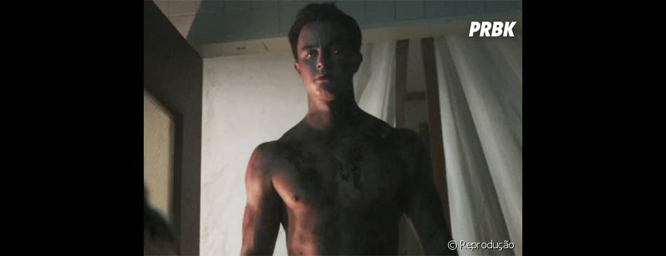 "Em ""Teen Wolf"", Parrish (Ryan Kelley) é um Hellhound!"