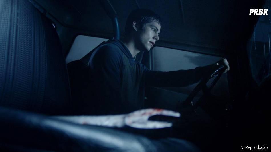 """Stiles (Dylan O'Brien) sofreu muito e se revoltou em """"Teen Wolf"""""""