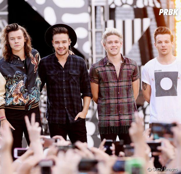 One Direction é uma das atrações do Festival Apple Music