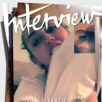 Miley Cyrus pelada, Selena Gomez e Zayn Malik estampam capas polêmicas da revista Interview