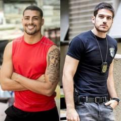 """Cauã Reymond ou Marco Pigossi, em """"A Regra do Jogo"""": qual é o astro mais gato da novela da Globo?"""