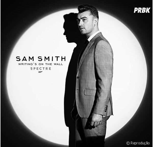 "Sam Smith estará na trilha sonora do filme ""007 contra Spectre"""