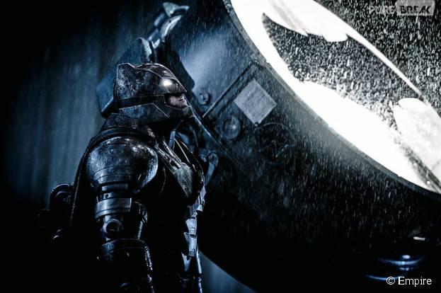 """Ben Affleck pode ter um destaque maior do que o esperado em """"Batman Vs Superman: A Origem da Justiça"""""""