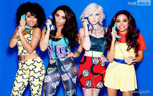 Little Mix completa 4 anos de existência