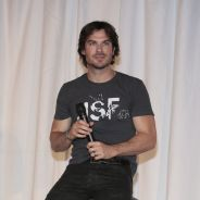 """Ian Somerhalder, de """"The Vampire Diaries"""", quer ter filhos com Nikki Reed: """"Mal posso esperar"""""""