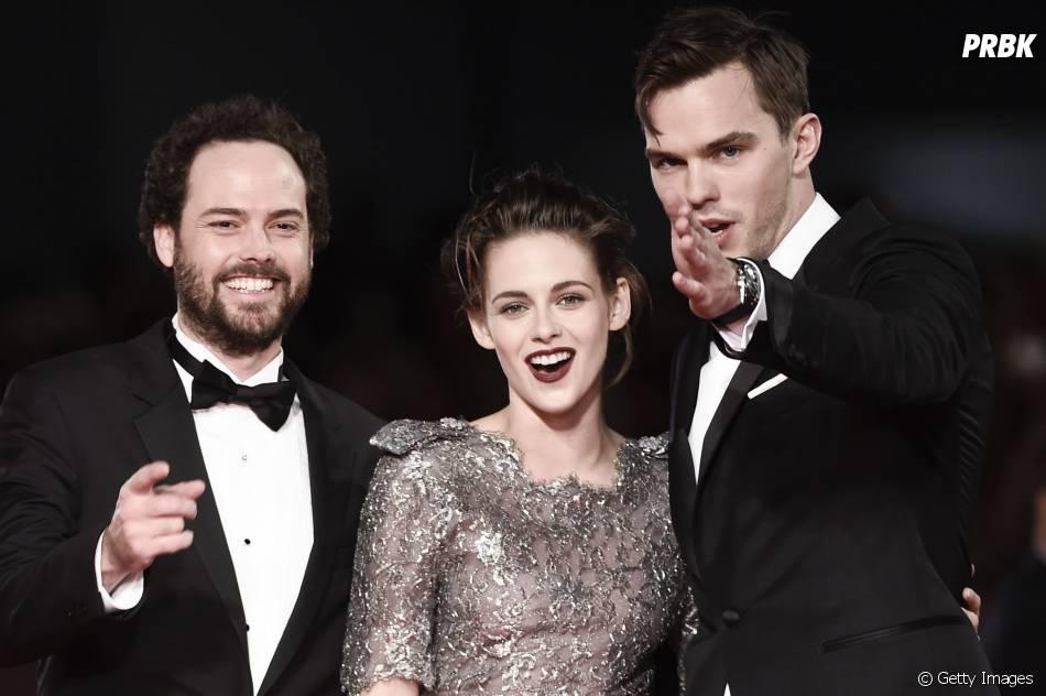 """Kristen Stewart e Nicholas Hoult dividem as câmeras em """"Equals"""""""