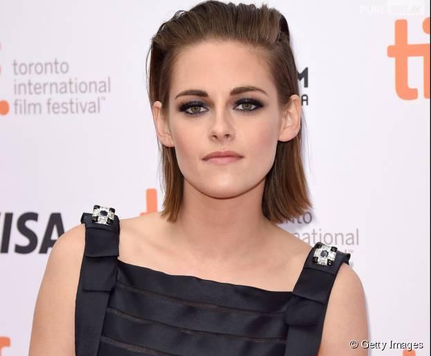 Kristen Stewart abre o jogo em nova entrevista