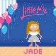 """Olha que bonitinha a Jade Thirlwall, doLittle Mix, em versão feita de bits para o clipe de""""Love Me Like You"""""""