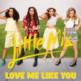 "Little Mix está divulgando sem parar o single ""Love Me Like You"" nas redes sociais!"