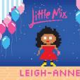 """A Leigh-Anne Pinnock, doLittle Mix, não ficou de fora da brincadeira para divulgar o single""""Love Me Like You"""""""