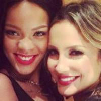 """Rihanna e Claudia Leitte juntas no Rock In Rio? Jurada do """"The Voice Brasil"""" desmente o boato"""