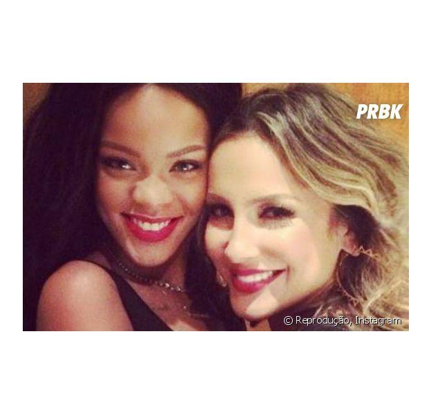 Rihanna e Claudia Leitte não vão dividir o palco do Rock in Rio
