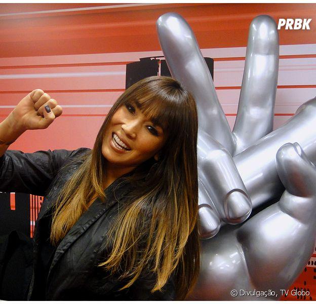 """Daniele Suzuki retorna para a quarta temporada do """"The Voice Brasil"""", da Globo"""