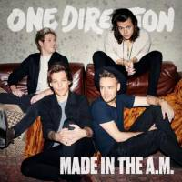 "One Direction anuncia capa e nome do quinto álbum da boyband: ""Made In The A.M."""