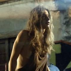 """Final """"Verdades Secretas"""": Larissa (Grazi Massafera) vai ao fundo do poço e é abusada na Cracolândia"""