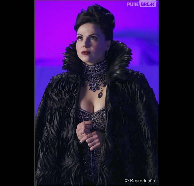"""É hora de Regina (Lana Parrilla) se tornar uma heroína em """"Once Upon a Time"""""""