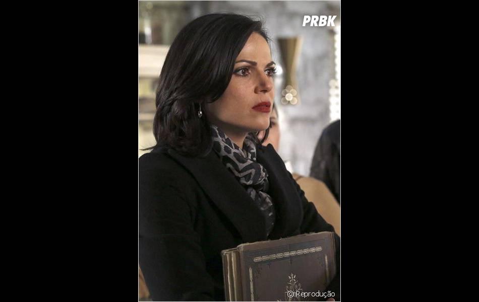 """Regina (Lana Parrilla) vai assumir um papel de liderança, mas todos ainda têm um pouco de medo dela em """"Once Upon a Time"""""""