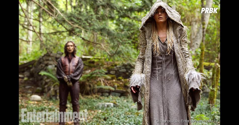 "Emma (Jennifer Morrison) vai ser treinada por Rumple (Robert Carlyle) em ""Once Upon a Time"", na quinta temporada"