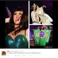 Os fã de Katy Perry aproveitaram para matar a saudade do Rock in Rio 2011