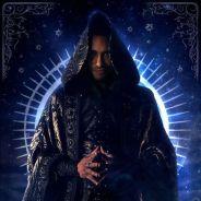 """Em """"Once Upon a Time"""": na 5ª temporada, Merlin ganha destaque em novo pôster promocional!"""