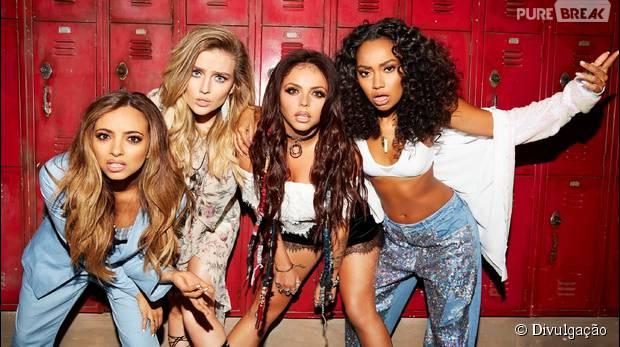 """Little Mix lança """"Love Me Like You"""" no Spotify"""